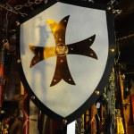 Shield of the Crusader. — Stock Photo #3348586