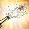 Champagne explosion — Stock Photo #13993826