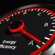 Energy efficiency rating — Stock Photo #29604955