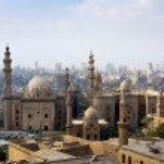 Cairo skyline, Egypt — Stock Photo #4307810