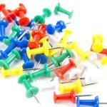 Push pins — Stock Photo #41945663