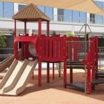 Playground for children — Stock Photo #6381084