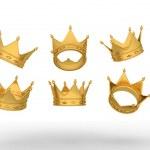 Golden Crown — Stock Photo #5197190