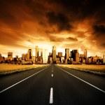 Urban Highway — Stock Photo #4436193