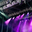 Purple Stage — Stock Photo #6705979