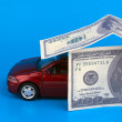 Purchase, sale or car insurance — Stock Photo #19486911