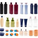 A lot of cosmetics — Stock Photo #5259076
