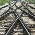 Railway — Stock Photo #5276402