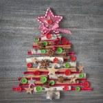 Christmas tree — Stock Photo #33725933