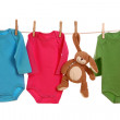 Colorful baby goods — Stock Photo #6029523
