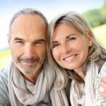 Loving senior couple — Stock Photo #35319097
