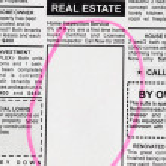 Real Estate Ad — Stock Photo #10263221