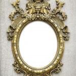 Baroque Frame — Stock Photo #27194499