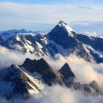 dağ cook tepe — Stok fotoğraf #11163667