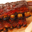 Slabs of BBQ Spare ribs — Stock Photo #5979322