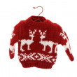 Cute Christmas sweater — Stock Photo #6402731