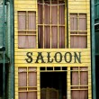Saloon in Wild West style — Stock Photo #12520378