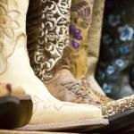 botas de cowboy — Fotografia Stock  #19840887