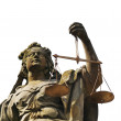 Justitia — Stock Photo #6405761