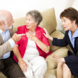 Couples Counseling - Argument — Stock Photo #6815730