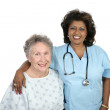 Nursing Care — Stock Photo #6816823
