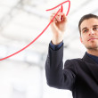 Business growth — Stock Photo #6961716