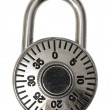 Combination Lock — Stockfoto #7466202