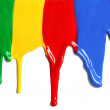 Paint dripping — Stock Photo #10837356