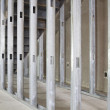 Metal Stud Framing in Commercial Space — Stock Photo #11751141