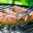 Grilled Sausage — Stock Photo #11101821
