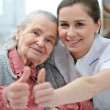 Nursing home — Stock Photo #23586719