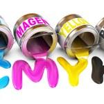 CMYK concept — Stock Photo #17831361