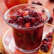 Apple and cranberry chutney — Stock Photo #14155774