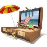 vakantie thuis — Stockfoto #8001226
