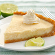 Lime tart — Stock Photo #11932216