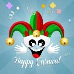 Happy Carnival — Stock Photo #39232989