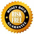 Money back guarantee — Stock Photo #22014211