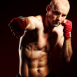 Boxing sport — Stockfoto #11972812