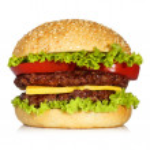 Hamburger — Stock Photo #11388608