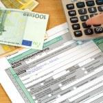 Inheritance tax — Stock Photo #11895974