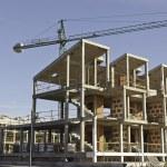 Housing construction — Stock Photo #12889707