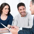 Financial planning consultation — Stock Photo #31199551
