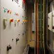 Mechanical electrical control room — Stock Photo #27195371