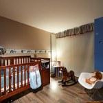 Interior design: Baby room — Stock Photo #32852667