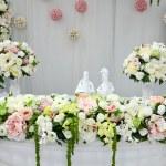 Wedding table — Stock Photo #24421947