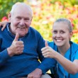 Thumbs up! — Stock Photo #31216301