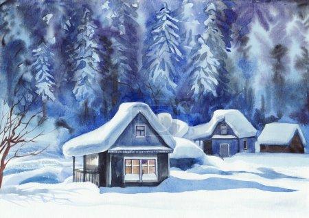 冬季休闲农庄
