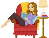 女孩读的书