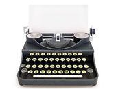 复古老式打字机