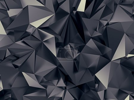 Abstract black cosmic futuristic texture